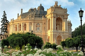 архітектура бароко