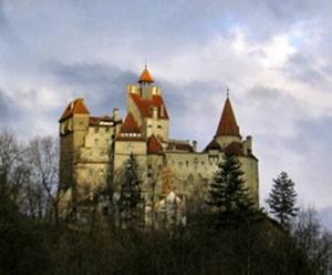 Замок Дракули